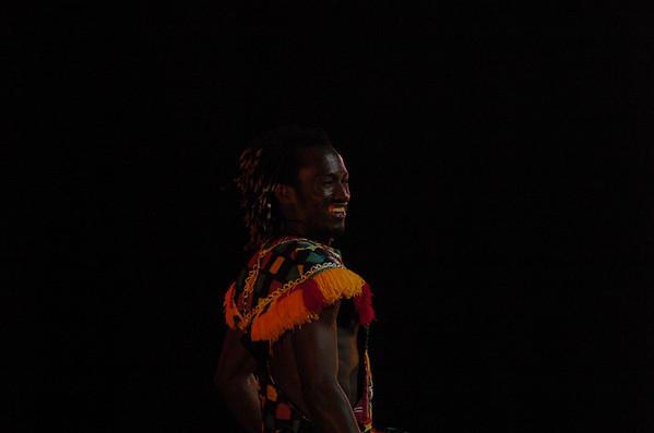 DANSE D'AFRIQUE