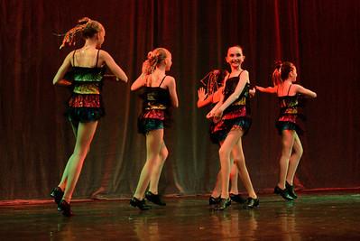 Dance Zone Recital 2013