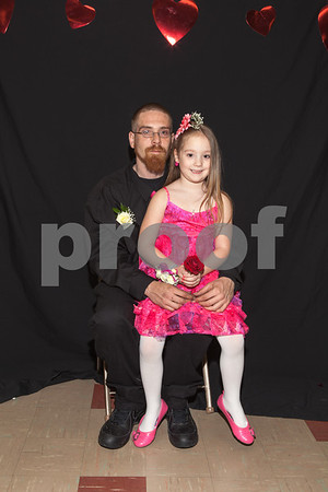 Daddy Daughter 2-23-2013