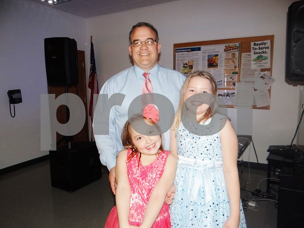 Jim, Lucy, and Lily Seward