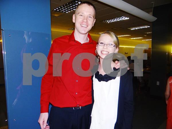 Justin and Tailen Sturtz