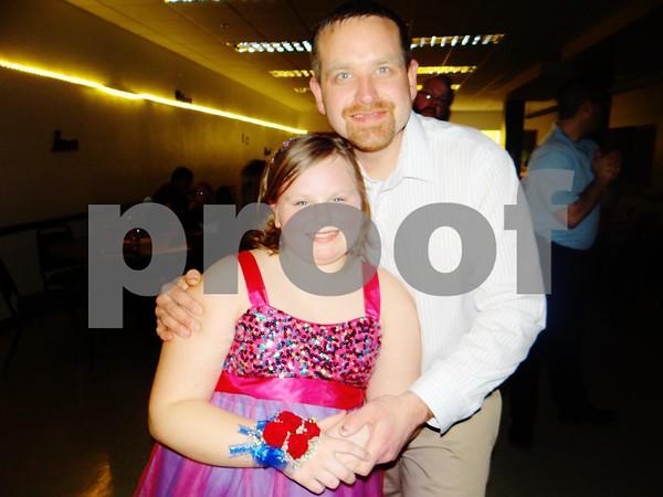 Alivia and Scott Underberg