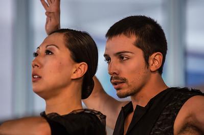 Felipe Oyarzun Moltedo and Yeonjin Cho