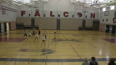 Dance Practice 3-3-12