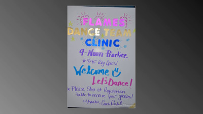Flames Dance Clinic