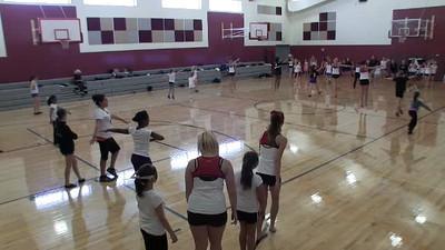 Flames Dance Clinic 2012