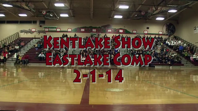 Kentlake Show Eastlake Comp 2-1-14