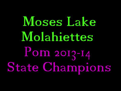Moses Lake Pom State 2014 WM