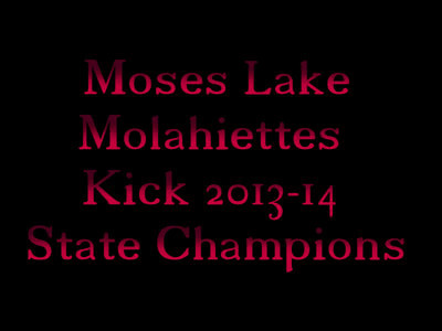 Moses Lake Kick State 2014 WM