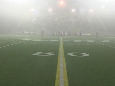 KL Flames Fog Performance 10-24-13