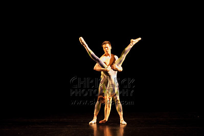 'One Second' performed by Amanda France & Russel Capps. Choreography: Russell Capps.
