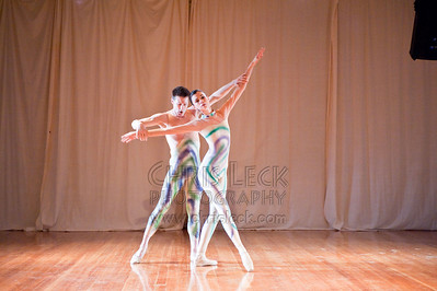'One Second' performed by Erica Castro & Russel Capps. Choreography: Russel Capps