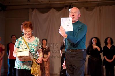 Jeremy Ives receives the DCO Lifetime Achievement Award