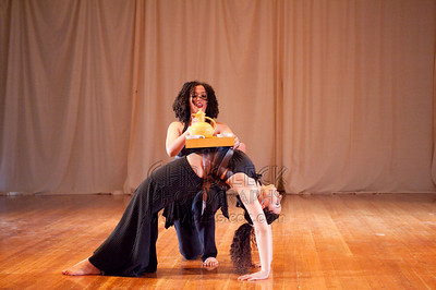 'Savage Romance' and 'Submergence' performed by the Gemini Project. Choreography: Dulcinea Myers-Newcomb with Cheryl Brous & Bevin Victoria Perkins