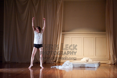 'Hotel Suite' choreographed and performed by Eliza Larson