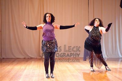 'We'll Always Have Paris' performed by Nine Ladies Dancing. Choreography: Bianca F. McCarthy
