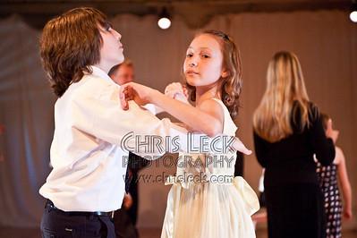 'Ballroom, Latin, & Swing Medley' choreographed by Rachel Lidskog, Anya Klimova-Preston, & Daniel Hutchison. Performed by students of the choreographers.