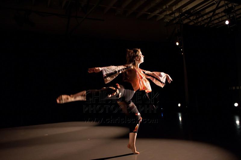 'Inside' choreographed and performed by Nikita Santino