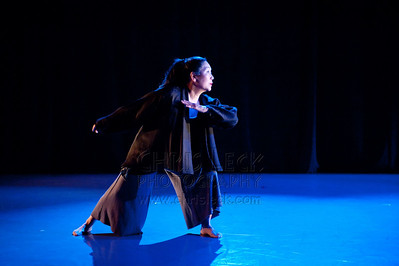 'These Roots' written, choreographed, and performed by Chisao Hata