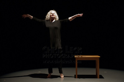 'Then I Will Dance With My Eyes' written, choreographed, and performed by Martha Murphy Hall