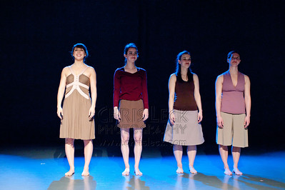 'Four Vignettes' choreographed by Cerrin Lathrop