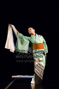 'Kamome no Nyobu' performed and choreographed by Kanchie Fujima (Diana Hinatsu)