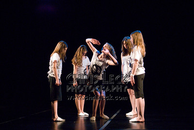 'Waiting on the World to Change' performed by The Dance Company. Choreography: Brittany Bonnet & Michele Girard