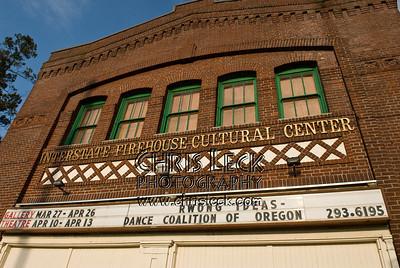 Interstate Firehouse Cultural Center