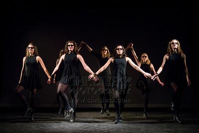 Portland Irish Dance. Choreography: Gabrielle Maher