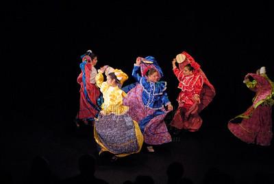 Ballet Papalotl. Choreography: Keyna Marquez.