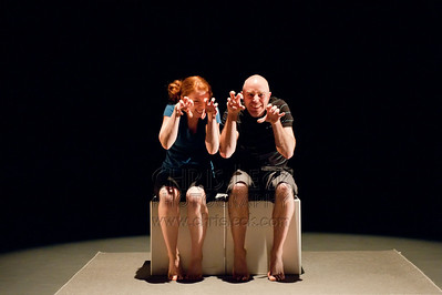 'Hexe Ist' performed by Eowyn Emerald Barrett and Jonathan Krebs. Choreography: Eowyn Emerald Barrett
