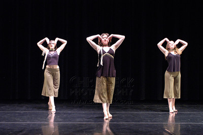 """Just Breathe"" performed by Pure Dance. Dance Coalition of Oregon Blue Sky Concert, May 21, 2005."