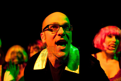 Rick Huddle, speaker, musician, and funny guy