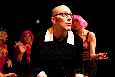 'Cabaret' performed by Jehn Benson, Ann Marie Hathaway, Paul Irvin, John Nerakaat, Maranee Sanders, & Pearl Stokes. Choreography: Maranee Sanders