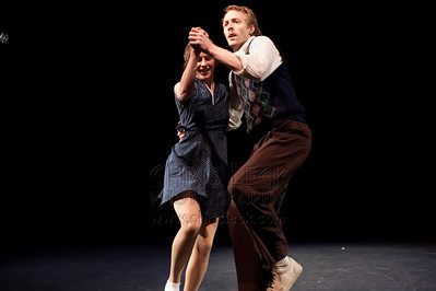 'A New Lindy Hop' choreographed and performed by Bethany Powell & Stefan Durham