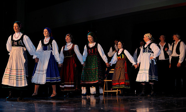 Hungarian folkdance<br /> <br /> 2010 International Festival<br /> Raleigh, NC<br /> October 2, 2010