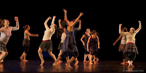November Dances 2010 (rehearsal)<br /> <br /> Duke University<br /> November 19, 2010