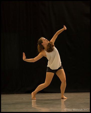 Dress Rehearsal<br /> 2012 Ark Dances<br /> <br /> Duke Dance Program<br /> Duke University<br /> Durham, NC