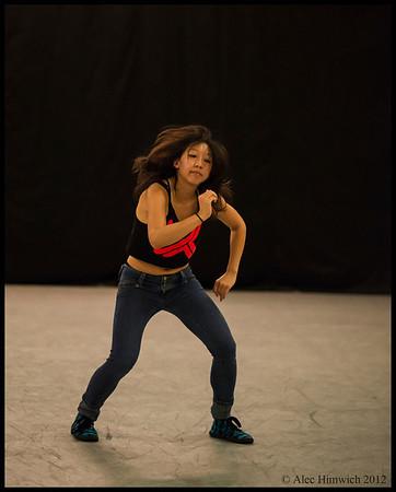 Dress Rehearsal<br /> 2012 Ark Dances<br /> <br /> Duke Dance Program<br /> Duke University<br /> Duruham, NC