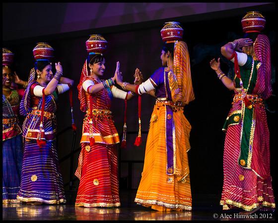 Indian Dance<br /> <br /> Raleigh International Festival<br /> Raleigh, NC<br /> September 29, 2012