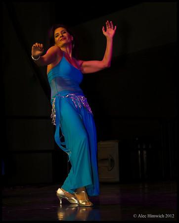 Lebanese Belly Dance<br /> <br /> Raleigh International Festival<br /> Raleigh, NC<br /> September 29, 2012