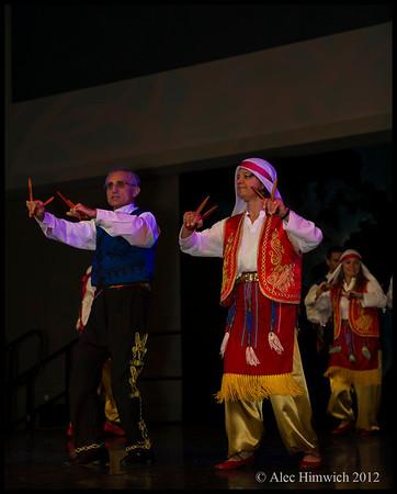 Turkish folkdance<br /> <br /> Raleigh International Festival<br /> Raleigh, NC<br /> September 29, 2012