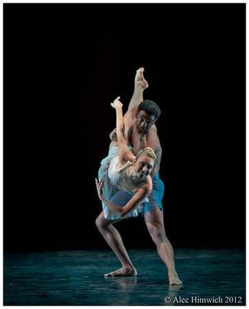 Infectious Verve<br /> Choreograpy: Tyler Walters<br /> Music: Midnight City by M83<br /> Dancers: Alexandra Sansosti and Maurice Dowell<br /> <br /> Dress rehearsal<br /> 2012 November Dances<br /> Duke Dance Program<br /> Duke University<br /> Durham, NC<br /> February 15, 2012