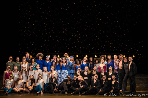 2014 November Dances<br /> Duke Dance Program<br /> Reynolds Auditorium<br /> Duke University<br /> Durham, NC<br /> November 21, 2014