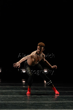 Exit Here (An Anagnorisis)<br /> Choreographed and danced by Maurice Dowell<br /> Original music: D. Edward Davis<br /> Lighting Design by Jesse Belsky<br /> <br /> Who's watching the watcher who's watching you...<br /> <br /> 2015 November Dances<br /> Duke Dance Program<br /> Reynolds Theater<br /> Durham, NC <br /> November 20, 2015