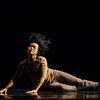 "place<br /> <br /> Choreographed and danced by Cindy Li<br /> <br /> Music: ""(River Water)"" by (Huaxia Ensemble)<br /> <br /> As people in diaspora, we are always in relation to a sense of origin and location, managing a desire to understand why and where and when, negotiating the space<br /> between ""here"" and ""there,"" between ""then"" and ""now."" As such, even the act of placing our bodies in a space carries within itself incredible weight.<br /> place as a strategy demands that we think about the movement of our limbs<br /> (however small they may be) as part of long processes of migration, re-orientation,<br /> translocation, and home-making that have shaped our diasporic spaces.<br /> As a choreographic project, place points to our own bodies as the site at which we might begin to understand or remember - in order to place something, do I have to displace something else? Does placement require stability? Do I have to let go? Am I safe?<br /> <br /> Can you see me? Do I have to know where I'm going?<br /> <br /> Choreolab 2018<br /> Duke Dance Program<br /> Reynolds Industry Theater<br /> Durham, NC<br /> April 11, 2018"