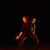 """Shifting Sands<br /> <br /> Choreographed and danced my Monica Hogan Thysell<br /> Music: """"The Crumbling"""" by Valgeir Sigurðsson<br /> <br /> Shifting Sands is inspired by the writings of Greek philosopher Heraclitus and the notion of change as life's constant. Influenced by these texts, the piece examines navigating the unpredictable and finding peace in uncertainty.<br /> <br /> Choreolab 2018<br /> Duke Dance Program<br /> Reynolds Industry Theater<br /> Durham, NC<br /> April 12, 2018"""