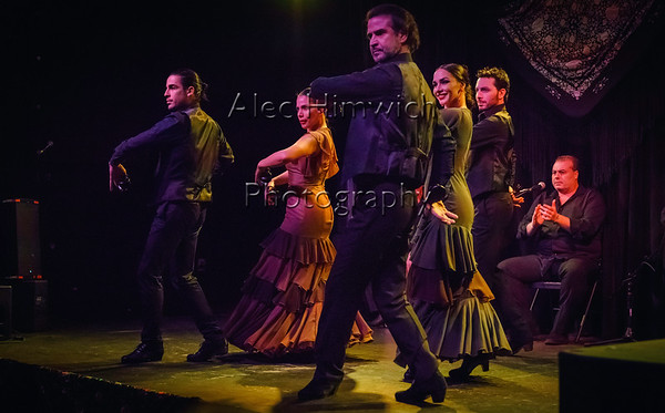 Antonio Hidalgo, Eliza González, Estefania Ramírez, Isaac Tovar, Pablo Fraile, Elisabet Torras