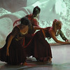 """Strega Stories - Part I""  performed at the  Across the Threshold ""Movement, Memory, & Music: A Mosaic of Transcultural Performance.<br /> Choreographer: Natalie Marrone in collaboration with dancers<br /> <br /> Dancers: Kristen Mazuk, Natalie Morton, Kelley Murphy, Amanda Randall<br /> <br /> Duke University<br /> <br /> Durham, NC<br /> <br /> April 3, 2010"