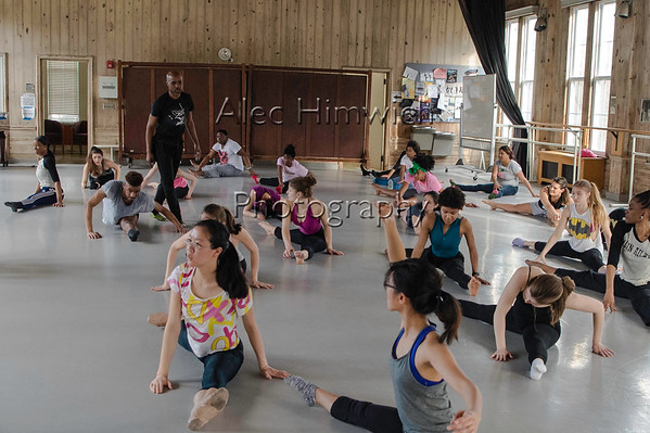 160304 Alvin Ailey II Master Class 163